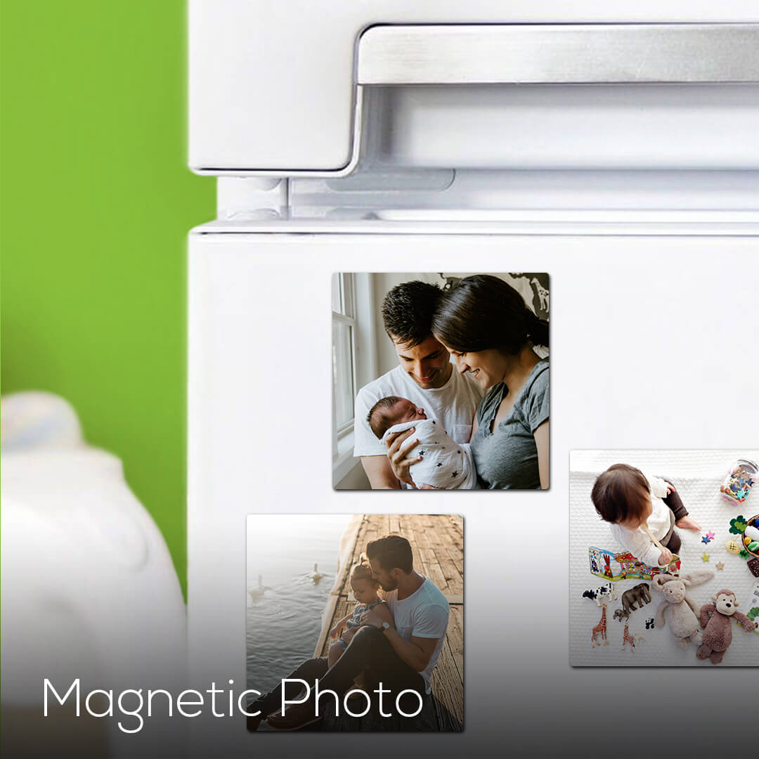 print magnetic photo
